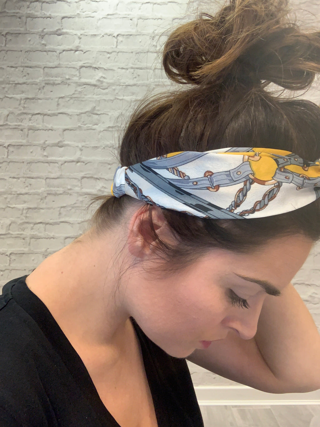 Dottie elasticated headband