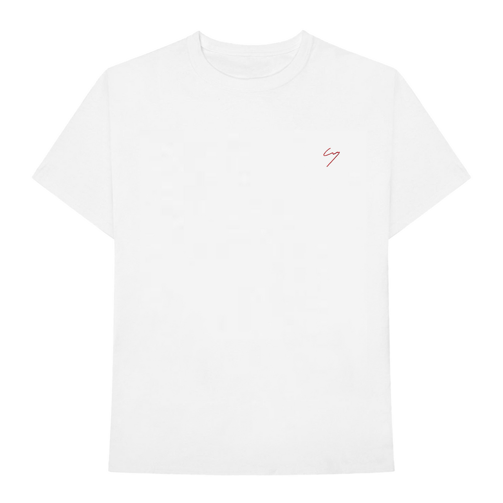 EMBROIDED LOGO T-SHIRT