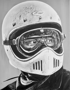 CAFE RACER PAINTING
