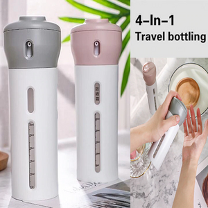 4-in-1 travel bottle kit SALE This Week Only!