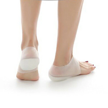 Invisible Height Increaser (Silicone Made Insoles)