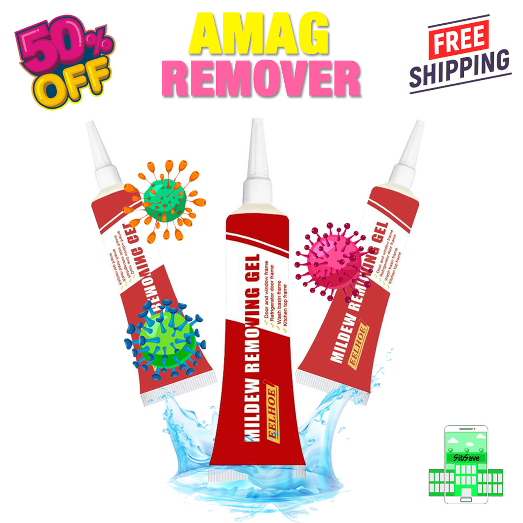 Amag/Molds Remover Gel (Buy 1 Get 2 for FREE)