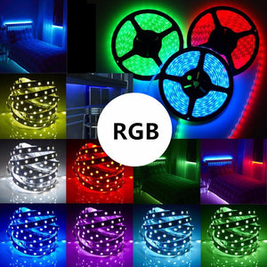 Remote Controlled LED Strip Light (10 meters)