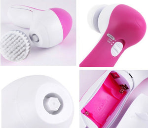 5 In 1 Electric Facial Cleaner