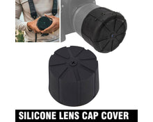 Camera Lens Protector- Universal Silicone Lens Cap