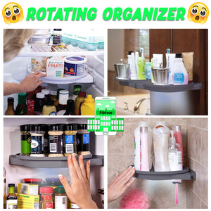 Rotating Organizer (Buy 1 take 1 with FREE gift)