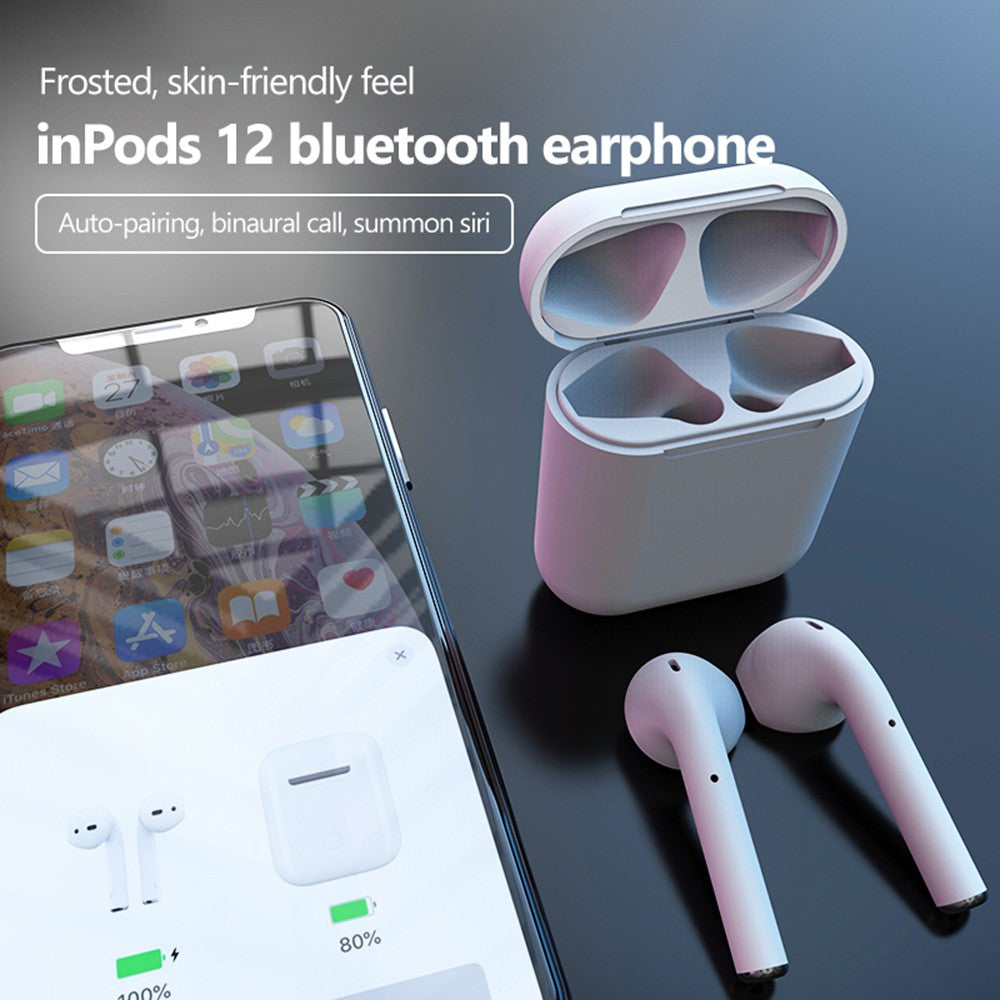 InPods Bluetooth EarPhone for Android and IOS- LAST DAY SALE!!! (free shipping +COD)