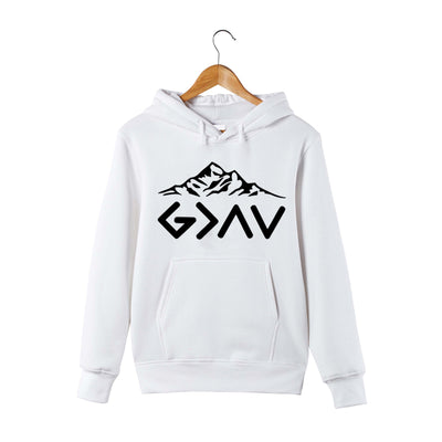 God Is Greater Than Sweatshirt
