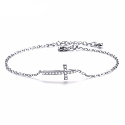 Limited Edition Cross Charm Bracelet