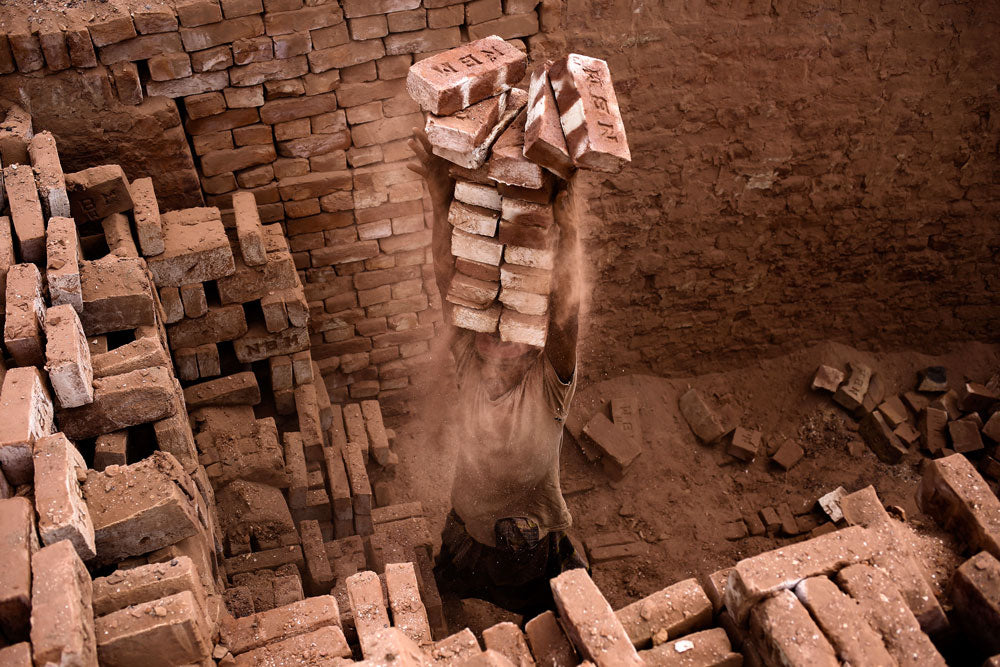 Brickyard Worker