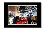 Christmas Day Celebrated in Nepal - Fine Art Print