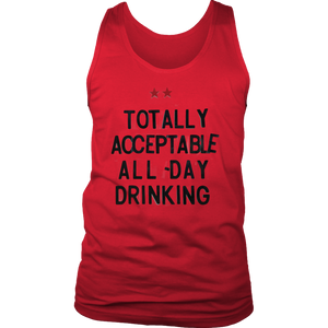 Drinking All Day | Men's Tank
