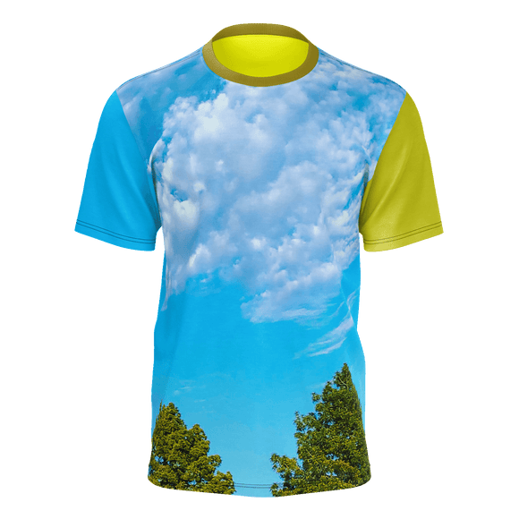 Big Sky | Men's Crew Neck T-Shirt