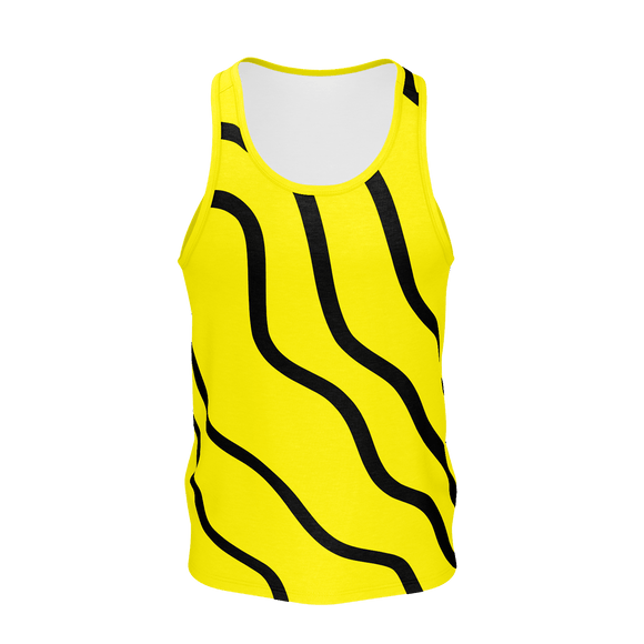 Spaghetti Stripes | Men's Tank