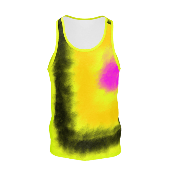 Yellow Squared | Men's Tank