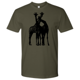 Giraffe 2.0 T-Shirt | Men's Crew Neck