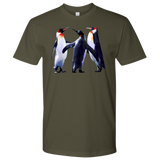 Penguins T-Shirt | Men's Crew Neck
