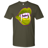 Dracula T-Shirt | Halloween Men's Crew Neck