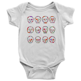 Skull Collection | Baby Bodysuit