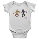 Two Apes | Baby Bodysuit