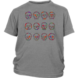 Skull Collection | Halloween Kids T-Shirt