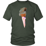 Ice Cream T-Shirt | Unisex Crew Neck