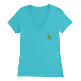 Women's Sweet V-Neck
