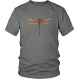 Dragonfly T-Shirt | Unisex Crew Neck