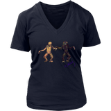 Two Apes T-Shirt | Women's V-Neck