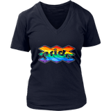 Pride T-Shirt | Women's V-Neck