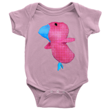 Plush Duck | Baby Bodysuit