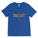 Dragonfly T-Shirt | Men's V-Neck