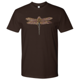 Dragonfly T-Shirt | Men's Crew Neck