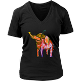 Elephant | Women's V-Neck
