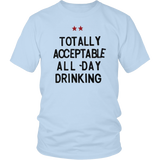 Drinking All Day | Men's Crew