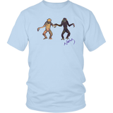 Two Apes T-Shirt | Unisex Crew Neck