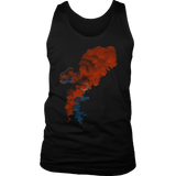 Red Smoke Tank | Men's Tank