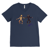 Two Apes T-Shirt | Men's V-Neck