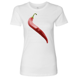 Chili Pepper | Women's Crew Neck