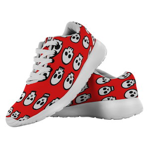 Skull Collection Red | Halloween Running Shoes