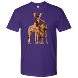 Giraffe T-Shirt | Men's Crew Neck