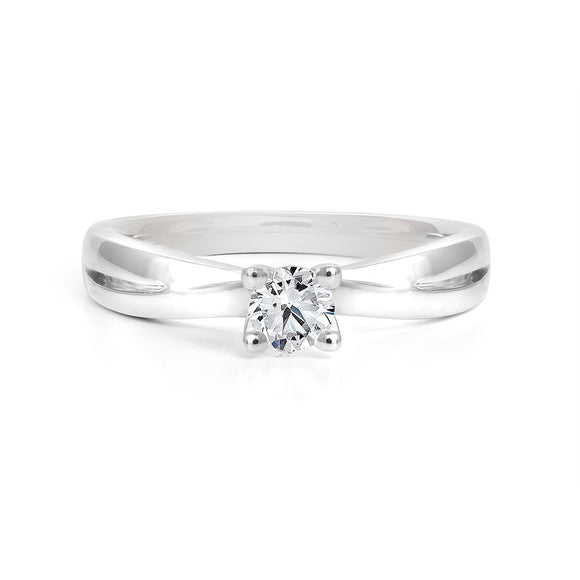 Canadian Rocks-14k-SOLITAIRES-diamond-CR-R33641/25W