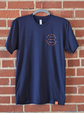 Load image into Gallery viewer, Navy Signature Shirt - Unisex