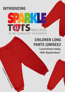 Children Long Pants Launched!