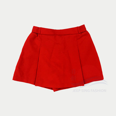 PCF Sparkletots Girl Culottes front view