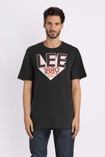 Load image into Gallery viewer, Tee-shirt logo retro LEE