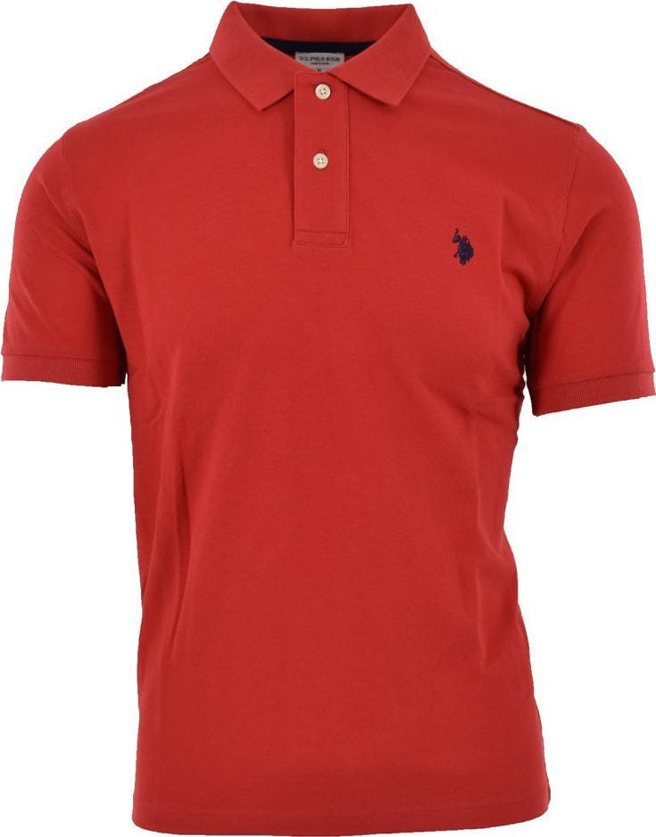 INSTITUTIONAL POLO ΜΠΛΟΥΖΑ ΑΝΔΡΙΚΟ D.RED
