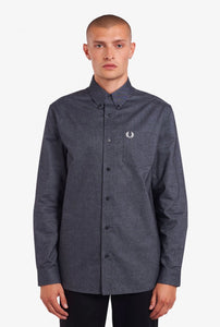 Fred Perry Brushed Oxford Shirt