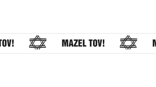 Mazel Tov (100 Yard Roll)