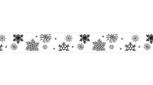 Load image into Gallery viewer, Christmas - Snowflake (100 Yard Roll)